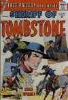 Cover For Sheriff of Tombstone 6