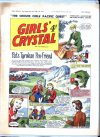 Cover For Girls' Crystal 1187