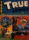 Cover For True Comics 9