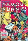 Cover For Famous Funnies 205