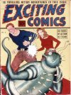 Cover For Exciting Comics 6 (fiche)
