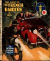 Cover For Sexton Blake Library S3 15 The Case of the French Raiders