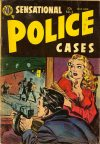 Cover For Sensational Police Cases 3