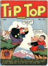 Cover For Tip Top Comics 63
