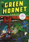 Cover For Green Hornet Comics 23