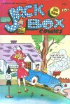 Cover For Jack in the Box Comics 15