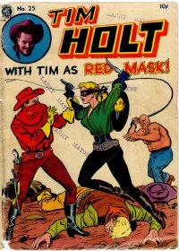 Large Thumbnail For Tim Holt #25