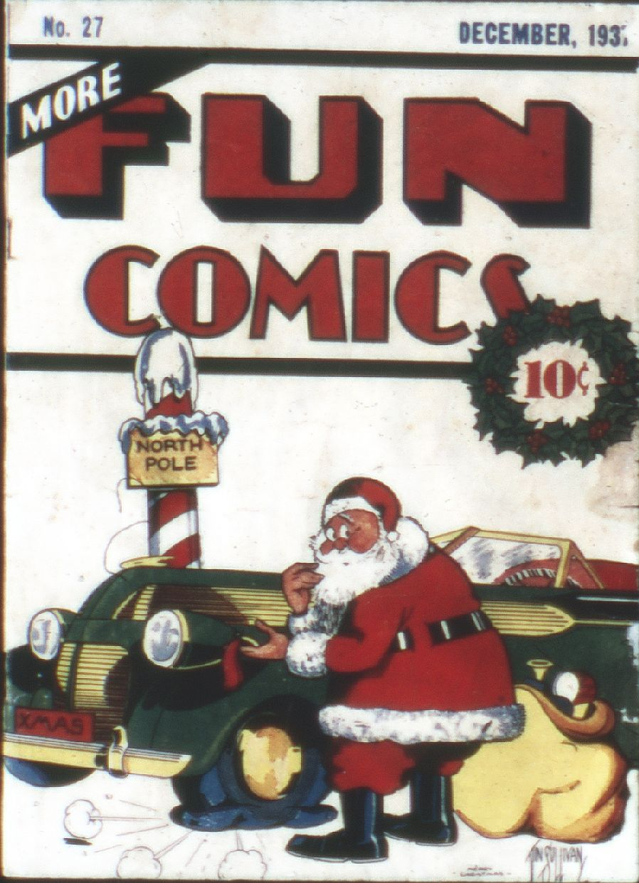 Comic Book Cover For More Fun Comics v3 3 (27)