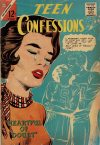 Cover For Teen Confessions 30