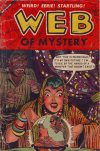 Cover For Web of Mystery 19