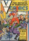 Cover For V... Comics 1