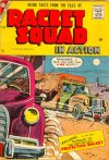 Cover For Racket Squad in Action 25