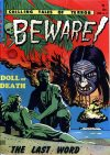 Cover For Beware 10