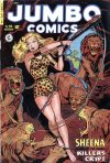 Cover For Jumbo Comics 145