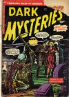 Cover For Dark Mysteries 15