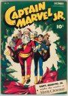 Cover For Captain Marvel Jr. 14