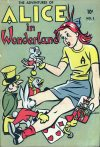 Cover For The Adventures Of Alice 1