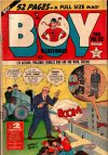 Cover For Boy Comics 62