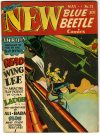 Cover For Blue Beetle 21