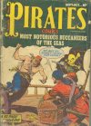 Cover For Pirates Comics 4