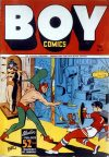 Cover For Boy Comics 25 (paper/'2 xerox)