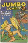 Cover For Jumbo Comics 152