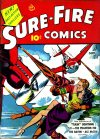 Cover For Sure Fire Comics 3a