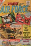 Cover For Fightin' Air Force 25
