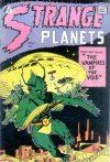 Cover For Strange Planets 9