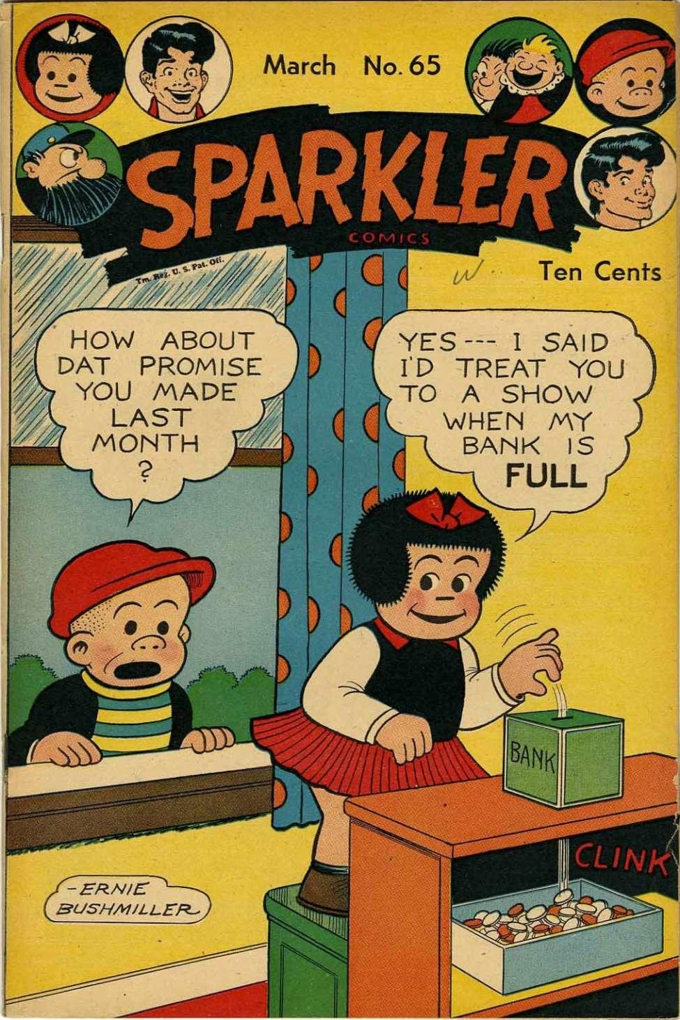 Comic Book Cover For Sparkler Comics v7 5 (65)