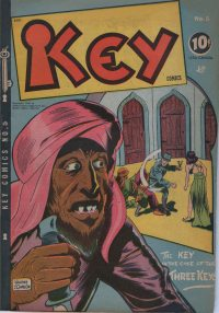 Large Thumbnail For Key Comics #5