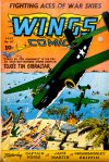 Cover For Wings Comics 47
