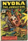Cover For Nyoka the Jungle Girl 26