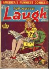 Cover For Top Notch Laugh Comics 44
