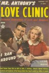 Cover For Mr. Anthony's Love Clinic 1