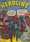 Cover For Headline Comics 51