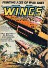 Cover For Wings Comics 23