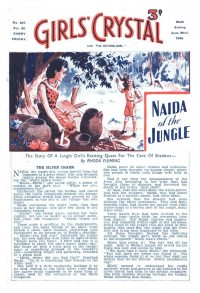 Large Thumbnail For Girls' Crystal 0557 - Naida of the Jungle