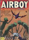 Cover For Airboy Comics 3
