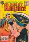 Cover For First Romance Magazine 37