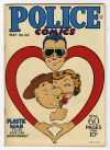 Cover For Police Comics 66