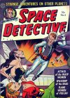 Cover For Space Detective 4
