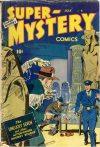 Cover For Super Mystery Comics v8 6