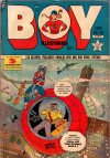 Cover For Boy Comics 78