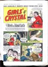 Cover For Girls' Crystal 1130