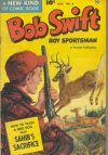 Cover For Bob Swift, Boy Sportsman 4
