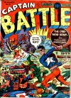 Cover For Captain Battle 5