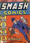 Cover For Smash Comics 30