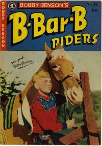 Large Thumbnail For Bobby Benson's B-Bar-B Riders #16