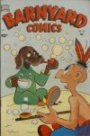 Cover For Barnyard Comics 27